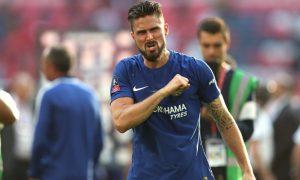 Olivier Giroud phủ nhận tin đồn chia tay Chelsea