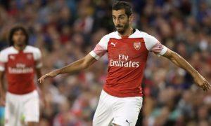 Cá cược Arsenal tại Dafabet: Lựa chọn cầu thủ Henrikh Mkhitaryan