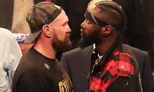 Đặt cược vào Tyson Fury tại trận boxing WBC với Deontay Wilder