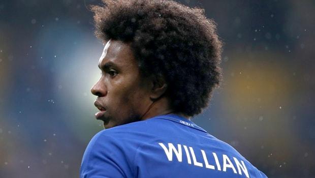 Chuyển nhượng Chelsea: Willian hạnh phúc tại Stamford Bridge