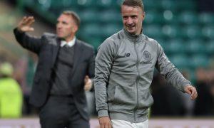 Kèo bóng đá Celtic: Brendan Rodgers muốn Leigh Griffiths tập trung