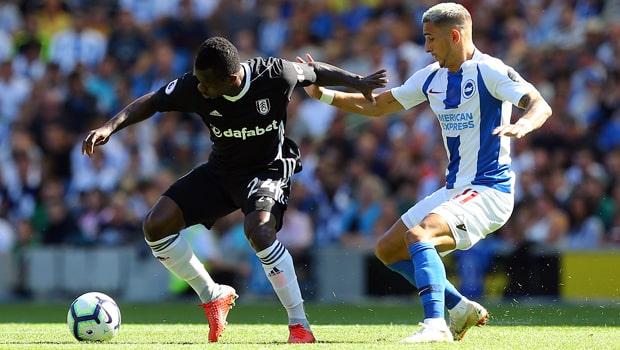 Kèo bóng đá Ngoại hạng anh: Tỉ lệ kèo 1X2 cho Fulham từ Dafabet