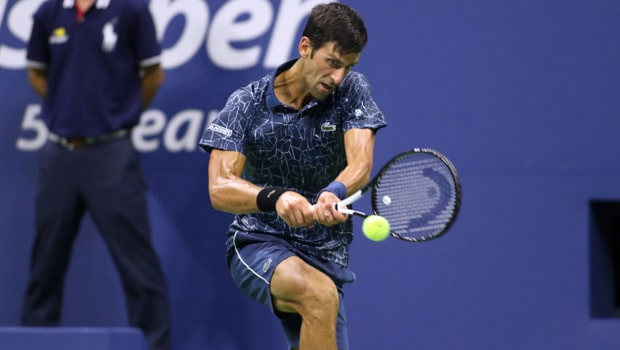 Tỉ lệ cược US Open 2018: Đặt cược vào Novak Djokovic