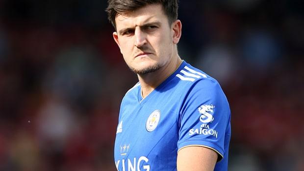 Nhà cái lựa chọn Leicester City: Hậu vệ Harry Maguire