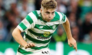 Tỉ lệ cược Europa League: James Forrest nhận định về CLB Celtic