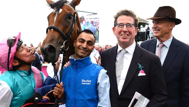Tỉ lệ cược đua ngựa: Đặt cược vào John Gosden