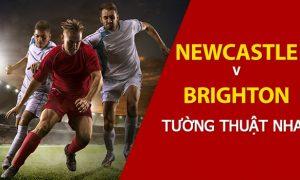 Nhận định trận đấu NHA thứ bảy: Newcastle vs Brighton & Hove Albion