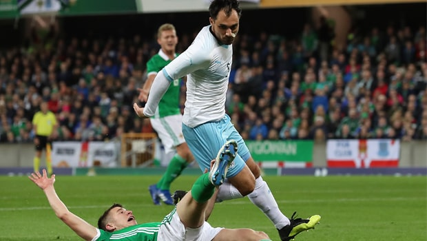 Cá cược bóng đá: Tỉ lệ cược Nations League ĐT Bắc Ireland