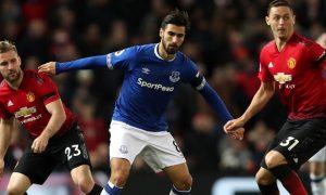 Tin tức Everton: Sự lựa chọn cá cược từ Andre Gomes