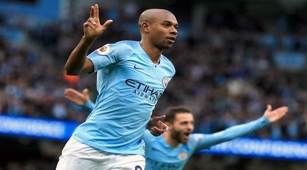 Cá cược Man City lựa chọn của Fernandinho