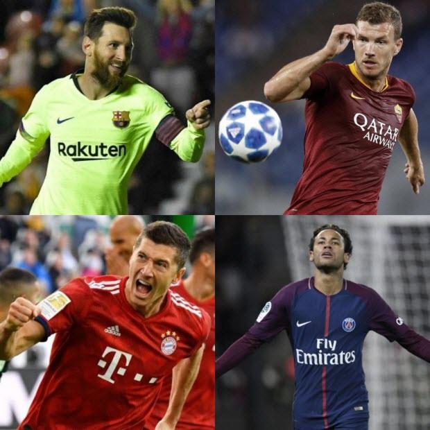Kèo nhà cái dự đoán Champions League 20182019 - Đặt cược vô địch 2