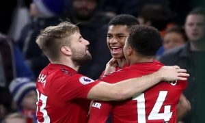 Luke Shaw: Manchester United muốn cạnh tranh cho Top 4