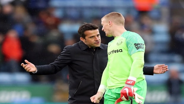 Cá cược Everton: HLV Marco Silva thất vọng với các học trò