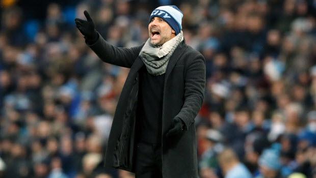 Pep Guardiola kèo bóng đá Man City