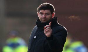 Rangers cá độ bóng đá: Tin tưởng vào hlv Steven Gerrard