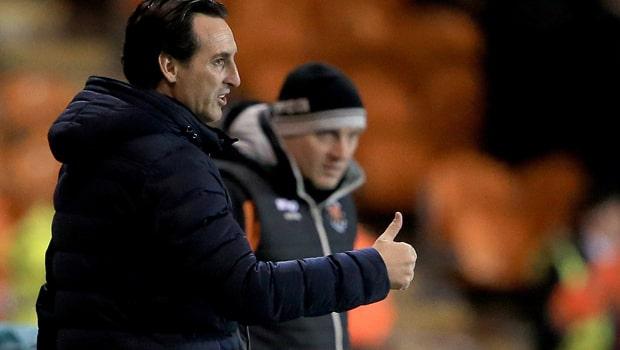 Arsenal đặt mục tiêu chuyển nhượng cho HLV Unai Emery