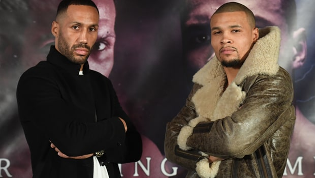 Cá cược boxing: Chris Eubank Jr vs James DeGale