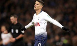 Lamela động viên các đồng đội tại Tottenham tập trung trở lại