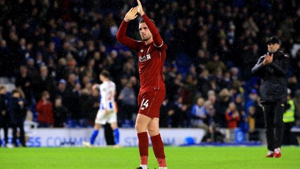 Liverpool: Jordan Henderson đặt mục tiêu vô địch Ngoại hạng anh
