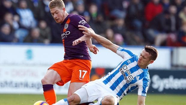 Kevin De Bruyne đặt quyết tâm vô địch Premier League cùng Man City