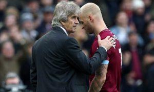 Manuel Pellegrini: Marko Arnautovic sẽ không chuyển đi khỏi West Ham