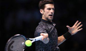 Úc mở rộng: Novak Djokovic không có được phong độ cao lúc này