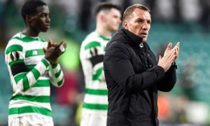 Brendan Rodgers nhận trách nghiệm trong trận thua của Celtic