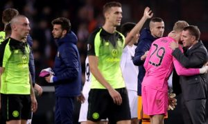 Tỷ lệ cược Celtic: Brendan Rodgers nói về thất bại tại Europa League