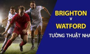 Brighton vs Watford: Dự đoán Ngoại Hạng Anh 2018/19