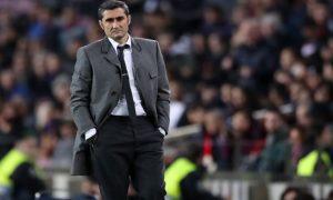 Thông tin bóng đá Barcelona: HLV Ernesto Valverde gia hạn HĐ