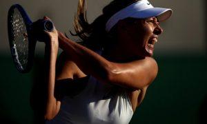 Cá cược tennis tốt nhất: Maria Sharapova bị loại khỏi Indian Wells