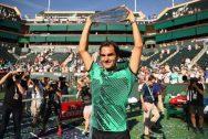 Thách đấu Nadal - Djokovic, Federer không ngán đối thủ nào ở Indian Wells