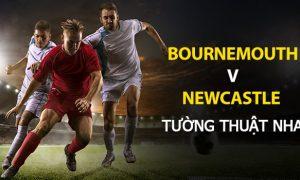 Dự đoán từ nhà cái bóng đá NHA: Bournemouth vs Newcastle