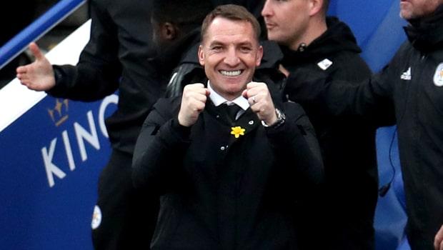 Cá cược bóng đá tỷ lệ cho Brendan Rodgers tại Leicester