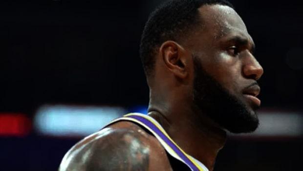Cá cược bóng rổ NBA: LeBron James quyết tâm cống hiến cho LA Lakers