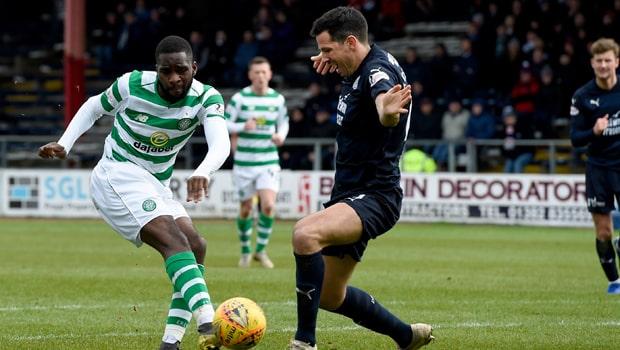 Kèo cá cược Odsonne Edouardghi bàn cho Celtic