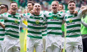 Cá cược Celtic: Scott Brown kêu gọi kiên nhẫn với Griffiths