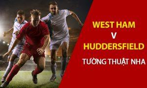 Dự đoán từ nhà cái bóng đá NHA: West Ham vs Huddersfield