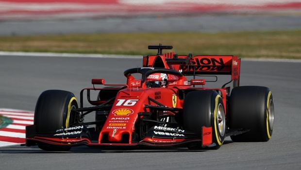 Đua xe F1: Charles Leclerc đặt mục tiêu vô địch cùng đội đua Ferrari