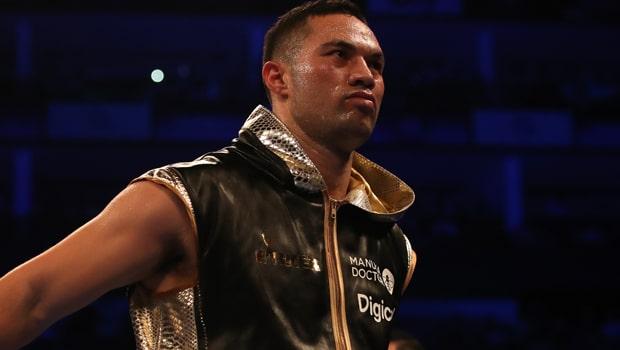 Cược boxing: Joseph Parker có thể đấu với Derek Chisora vào mùa hè này