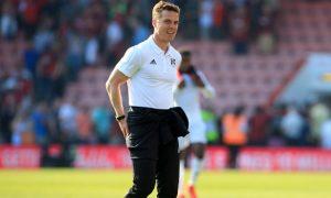 Scott Parker thận trọng dù Fulham vừa thắng Bournemouth