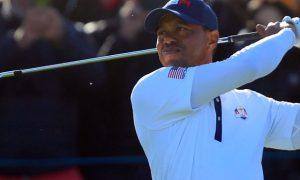 Tiger Woods giành chức vô địch Masters lần thứ 5