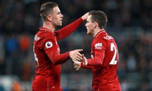 Andrew Robertson quyết giúp Liverpool vượt qua Man City