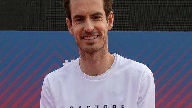 Tỷ lệ cược giải tennis Wimbledon cho tay vợt Andy Murray