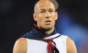Arjen Robben bất ngờ được Leicester theo đuổi