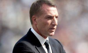 Brendan Rodgers kỳ vọng Leicester City đánh bại Man City