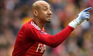 Wembley có thể không phải là trận đấu chia tay của Heurelho Gomes