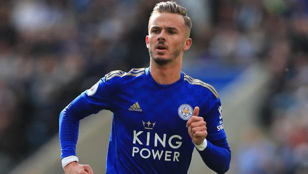 James Maddison hài lòng với mùa giải NHA 2018/19 cùng Leicester