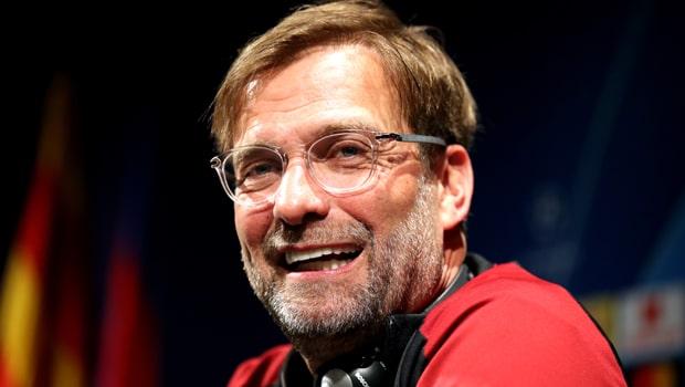 Jurgen Klopp đặt mục tiêu giành cú đúp danh hiệu cùng Liverpool
