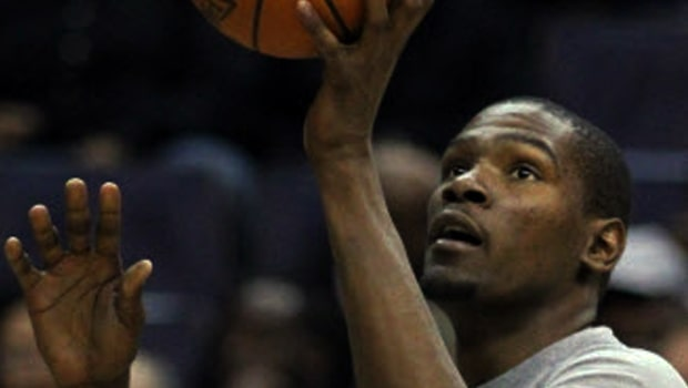 Tin vui cho Kevin Durant của Golden State Warriors